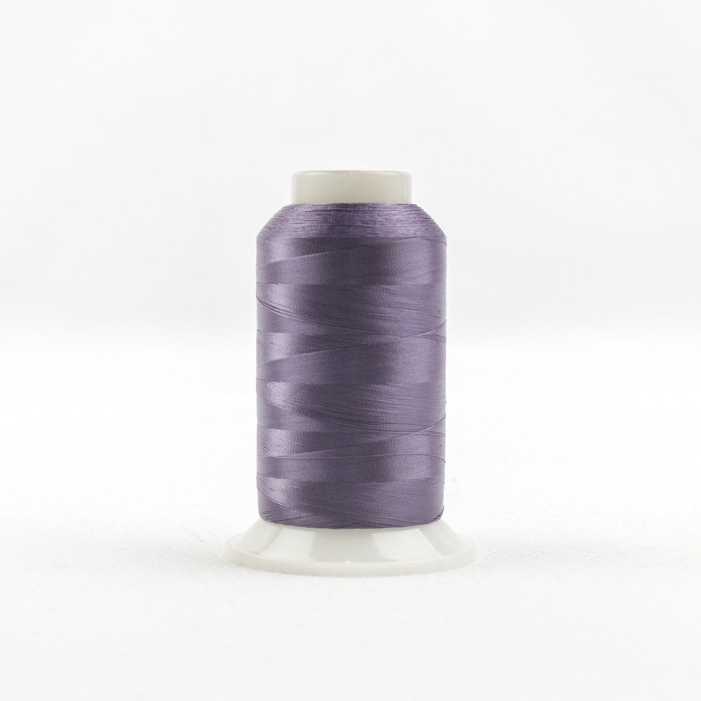 IF726 - InvisaFil 100wt Cotton Polyester Dusty Violet Thread - wonderfil-online-uk