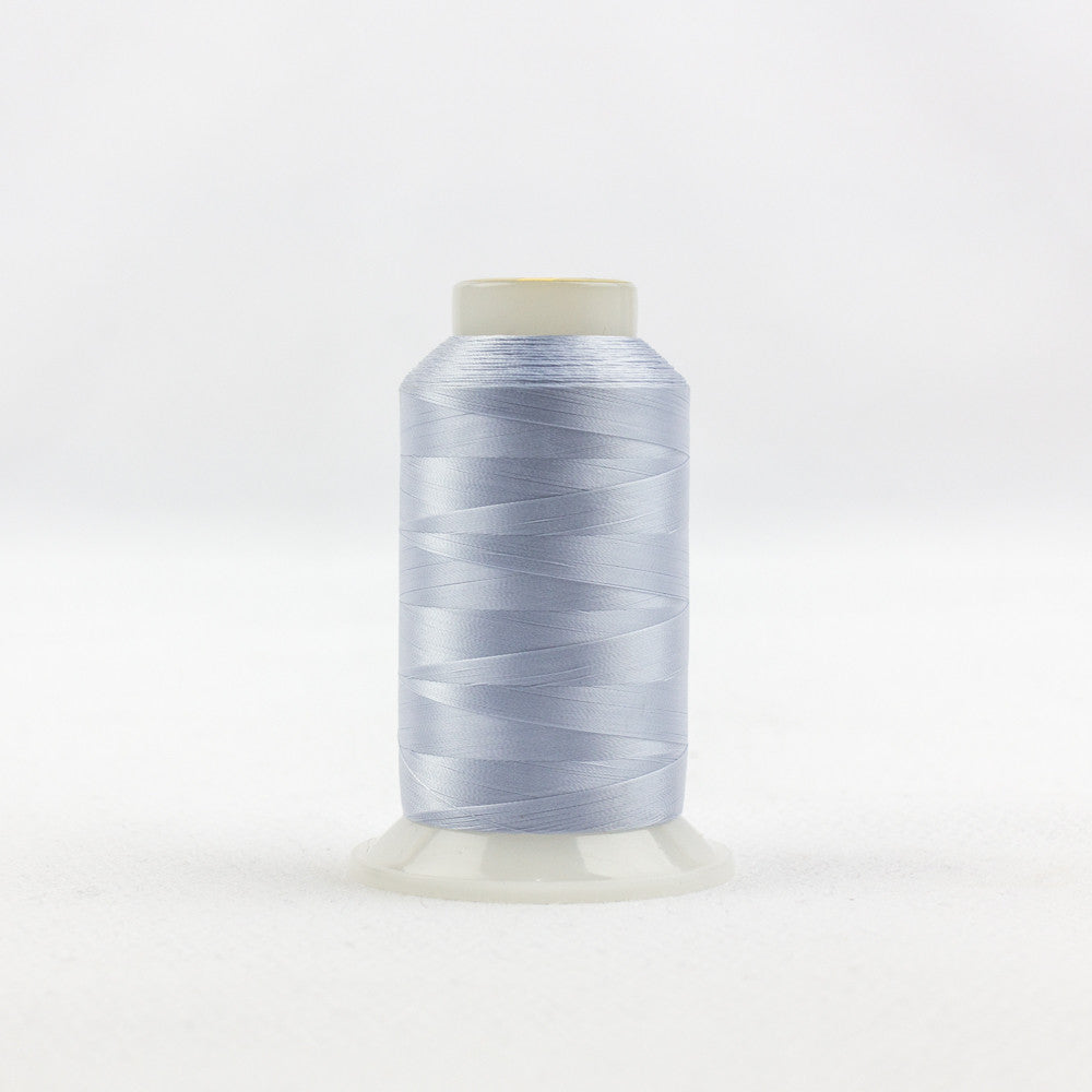 IF729 - InvisaFil 100wt Cotton Polyester Shadow Blue Thread - wonderfil-online-uk