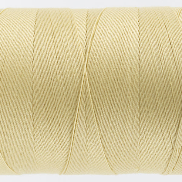 KT102 - Konfetti 50wt Egyptian Cotton Ecru Thread - wonderfil-online-uk