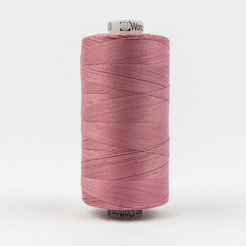 KT300 - Konfetti 50wt Egyptian Cotton Rose Thread - wonderfil-online-uk