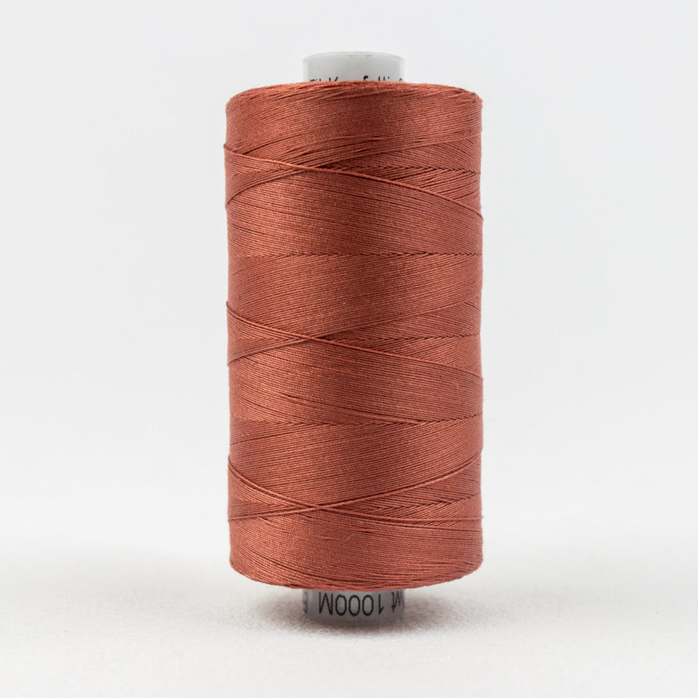 KT304 - Konfetti 50wt Egyptian Cotton Drab Rose Thread - wonderfil-online-uk