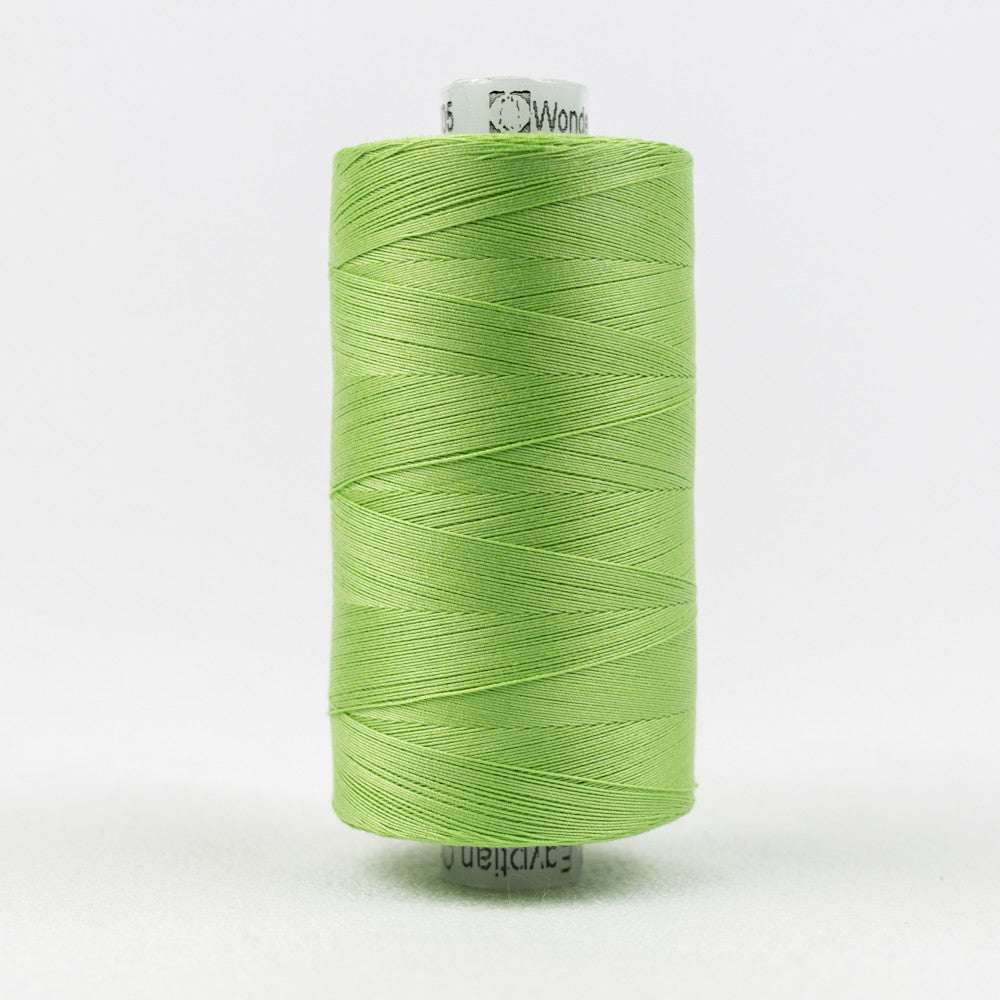 KT705 - Konfetti 50wt Egyptian Cotton Yellow/Green - wonderfil-online-uk