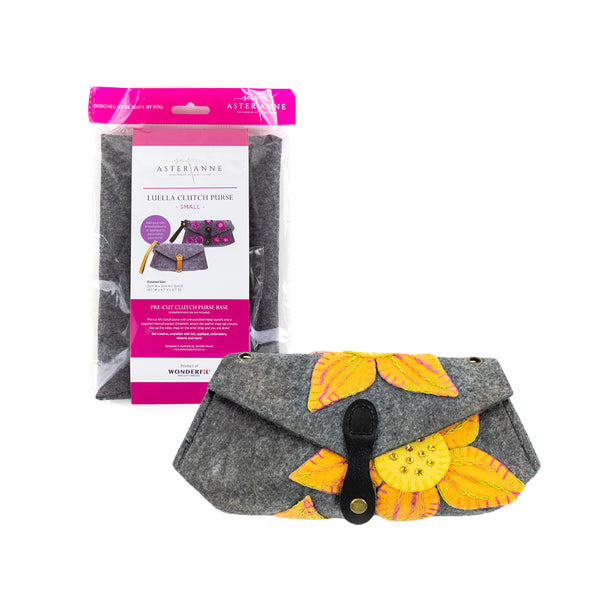 Luella Clutch Purse Kit - Small