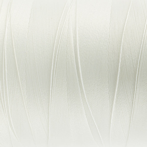 MQ01 - 40wt All Purpose Optical White Thread - wonderfil-online-uk