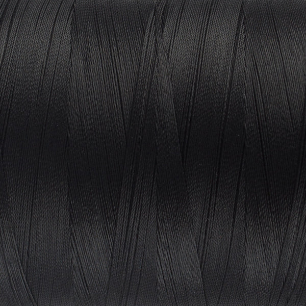MQ03 - 40wt All Purpose Black Thread - wonderfil-online-uk