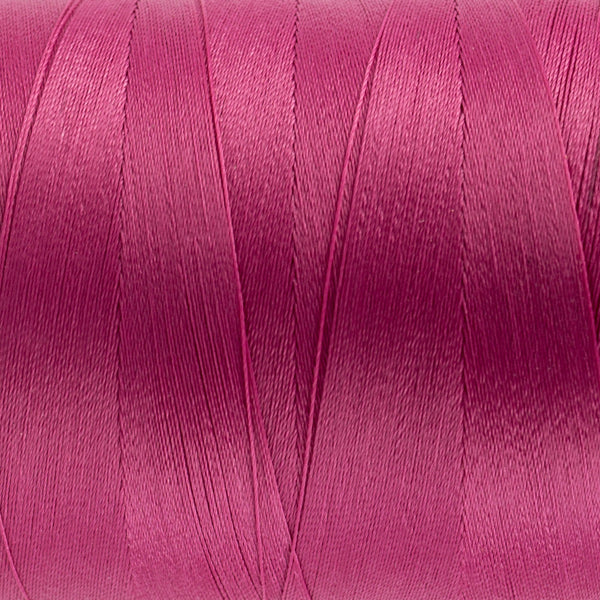 MQ09 - 40wt All Purpose Dark Pink Thread - wonderfil-online-uk