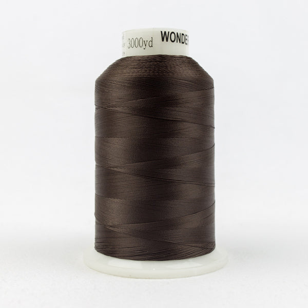 MQ13 - 40wt All Purpose Milk Chocolate Thread - wonderfil-online-uk