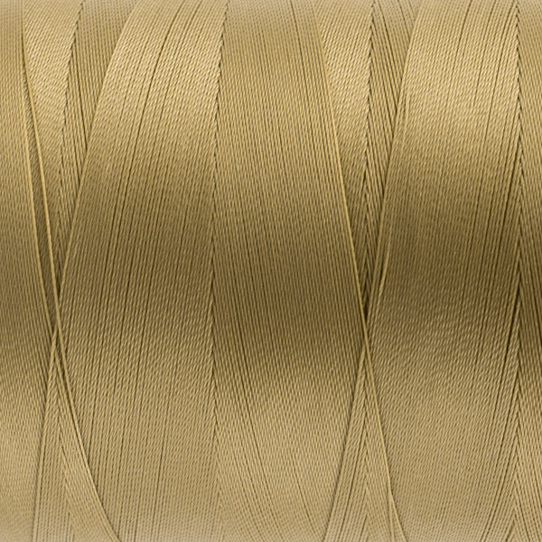 MQ15 - 40wt All Purpose Soft Gold Thread - wonderfil-online-uk