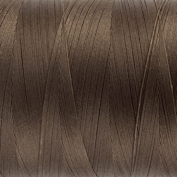 MQ19 - 40wt All Purpose Light Brown Thread - wonderfil-online-uk