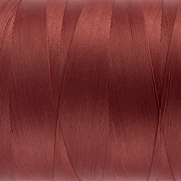 MQ22 - 40wt All Purpose Dark Rose Thread - wonderfil-online-uk