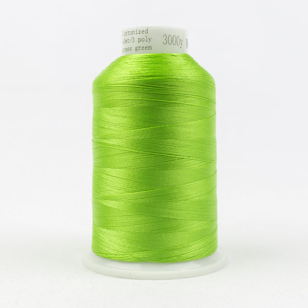 MQ26 - 40wt All Purpose Grass Green Thread - wonderfil-online-uk
