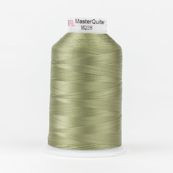 MQ28 - 40wt All Purpose Sage Green Thread - wonderfil-online-uk