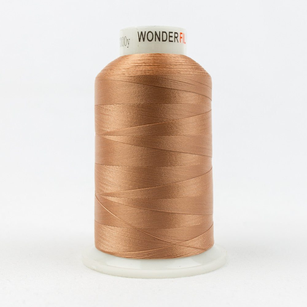 MQ56 - 40wt All Purpose Polyester Light Coral Thread - wonderfil-online-uk