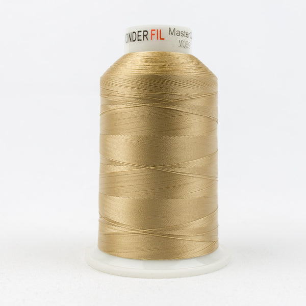 MQ59 - 40wt All Purpose Polyester Earth Yellow Thread - wonderfil-online-uk