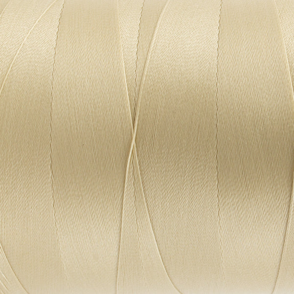 MQ61 - 40wt All Purpose Polyester Ivory Thread - wonderfil-online-uk
