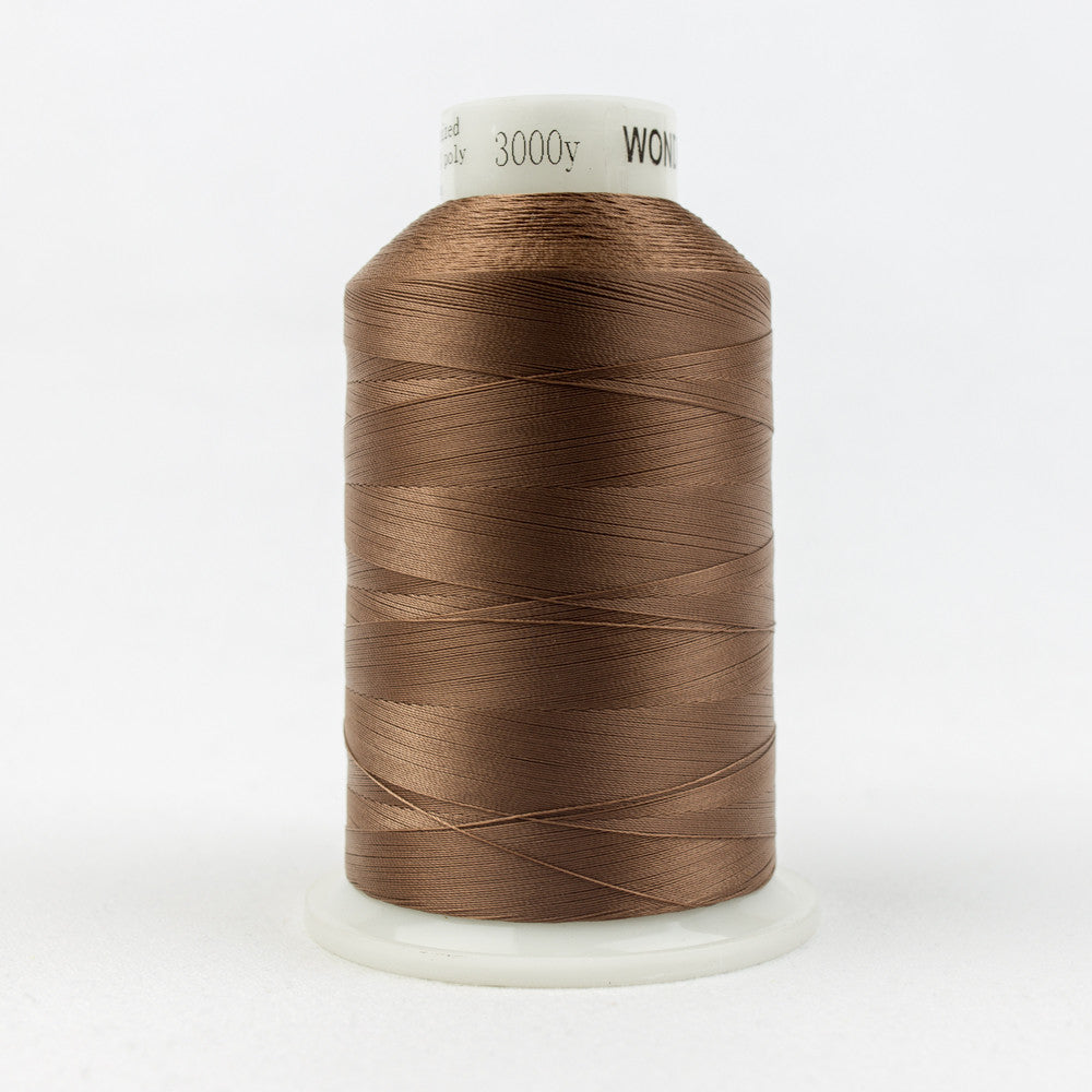MQ64 - 40wt All Purpose Polyester Sienna Thread - wonderfil-online-uk