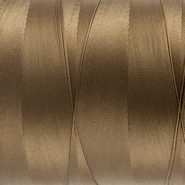 MQ65 - 40wt All Purpose Polyester Chocolate Thread - wonderfil-online-uk