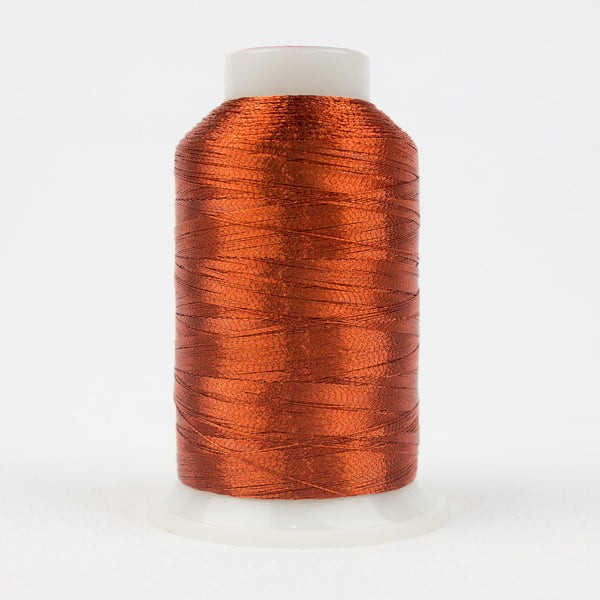 MT7714 - 40wt Metallic Rust Thread - wonderfil-online-uk
