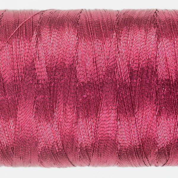 MT8835 - 40wt Metallic Fucshia Thread - wonderfil-online-uk