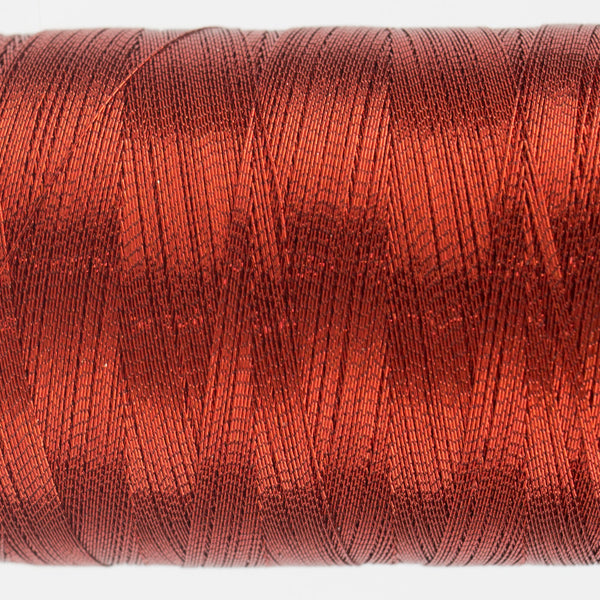 MT8836 - 40wt Metallic Red Thread - wonderfil-online-uk