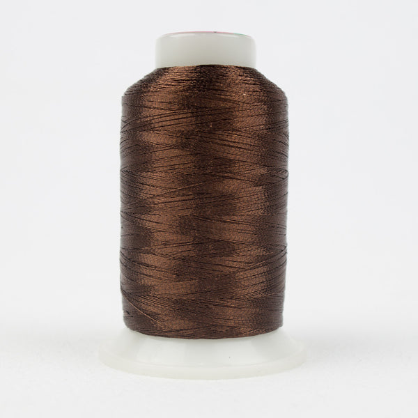 MT8839 - 40wt Metallic Nutty Brown Thread - wonderfil-online-uk