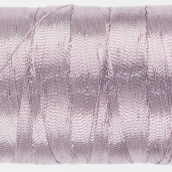 MT8846 - 40wt Metallic Frosty Mauve Thread - wonderfil-online-uk