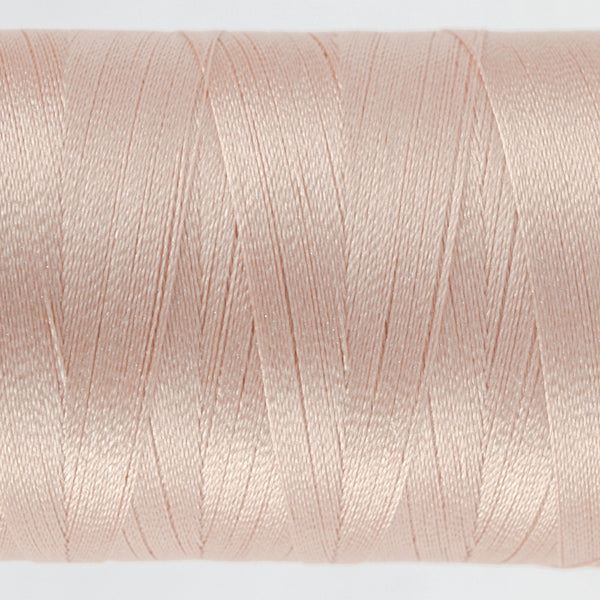 P1020 - 40wt Trilobal Polyester Light Flesh Thread - wonderfil-online-uk
