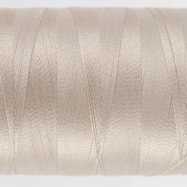 P1022 - 40wt Trilobal Polyester Barely Pink Thread - wonderfil-online-uk