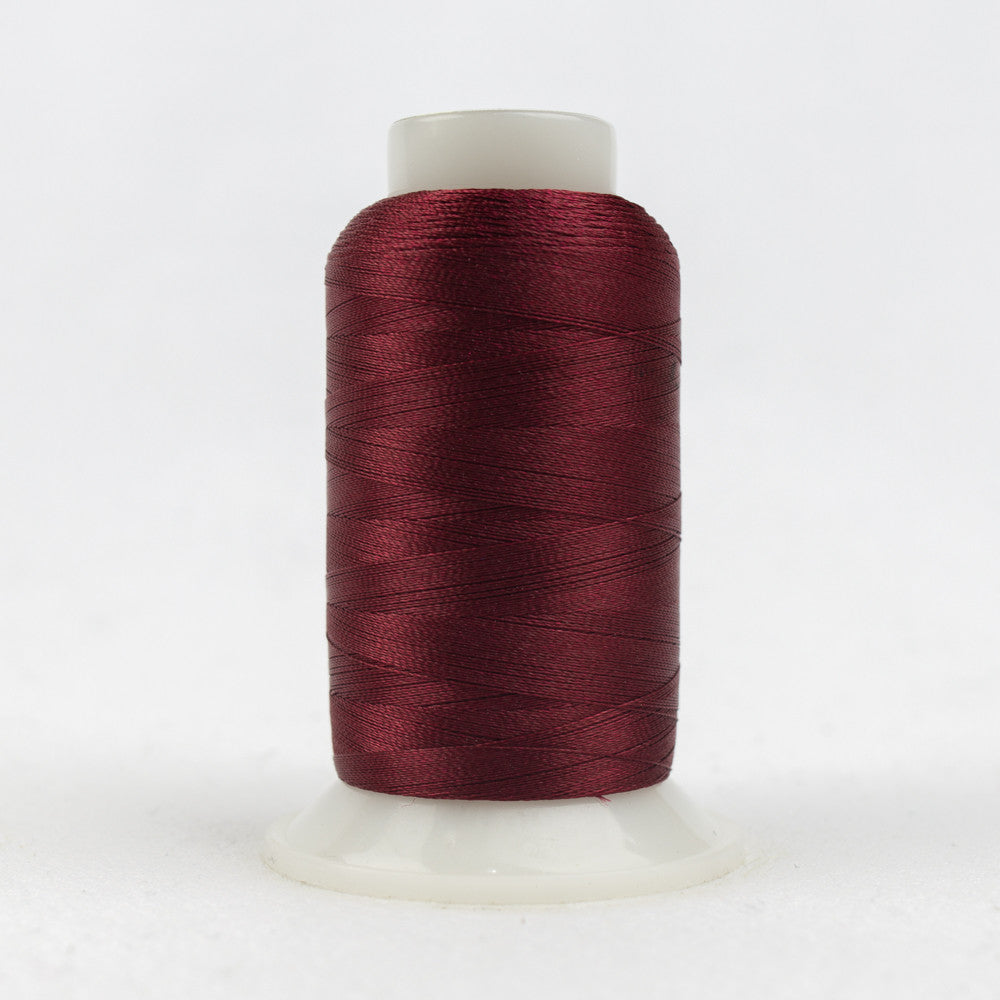 P1039 - 40wt Trilobal Polyester Dark Fuchsia Thread - wonderfil-online-uk