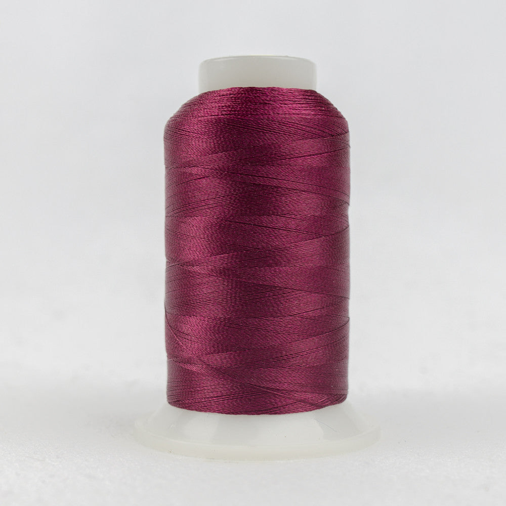P1094 - 40wt Trilobal Polyester Burgundy Thread - wonderfil-online-uk