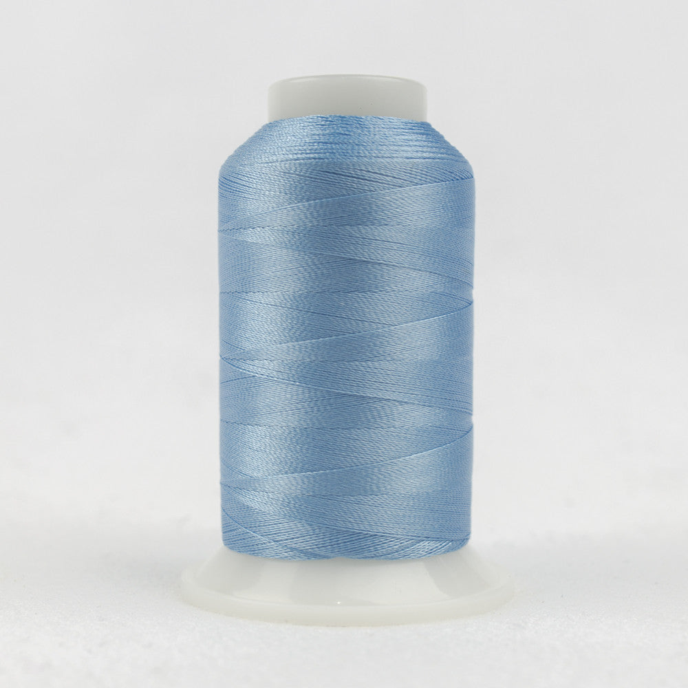 P2104 - 40wt Trilobal Polyester Seashell Blue Thread - wonderfil-online-uk
