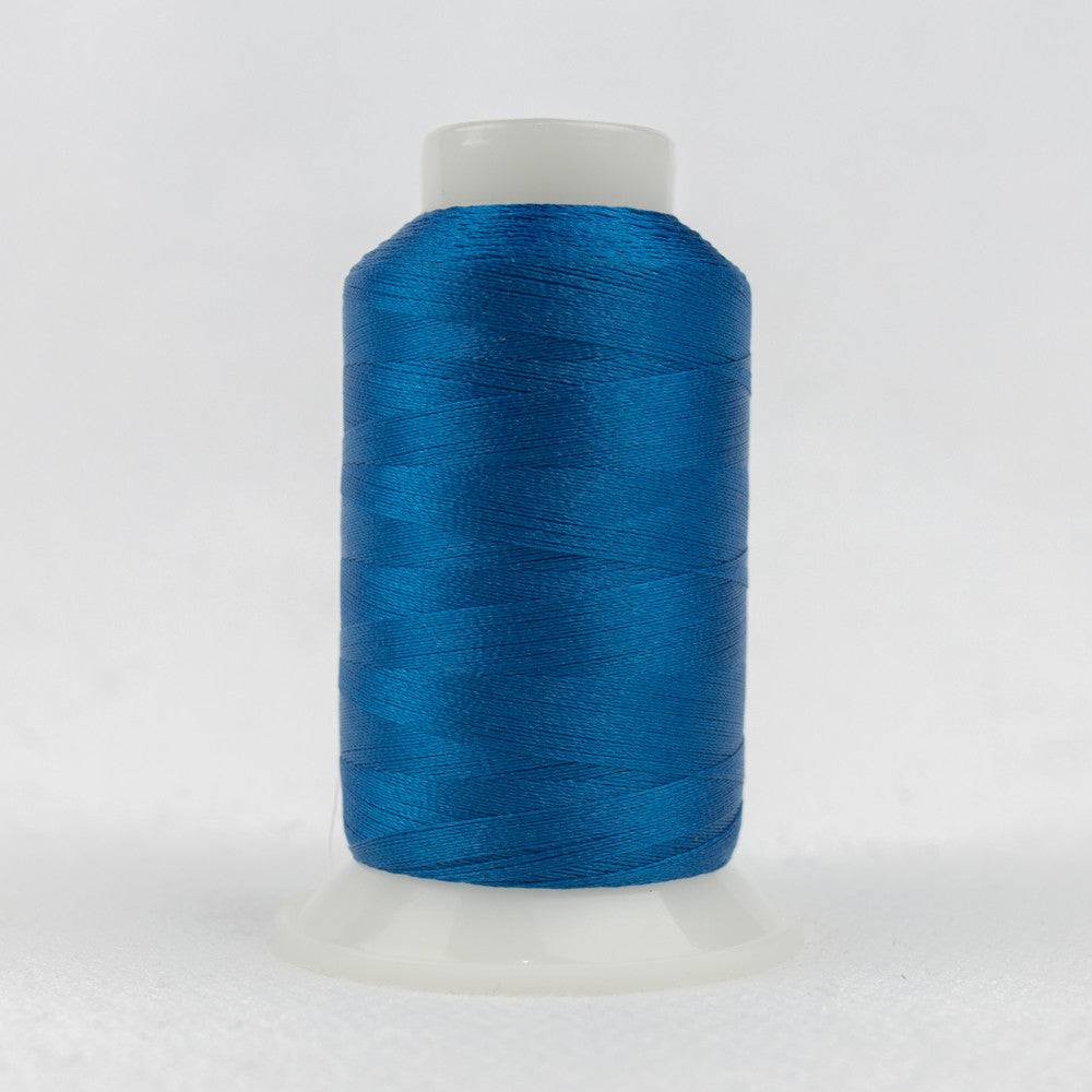 P2168 - 40wt Trilobal Polyester French Blue Thread - wonderfil-online-uk