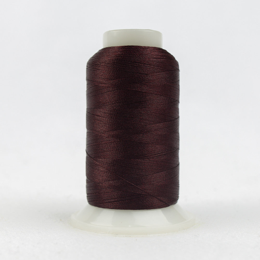 P4375 - 40wt Trilobal Polyester Evening Brandy Thread - wonderfil-online-uk