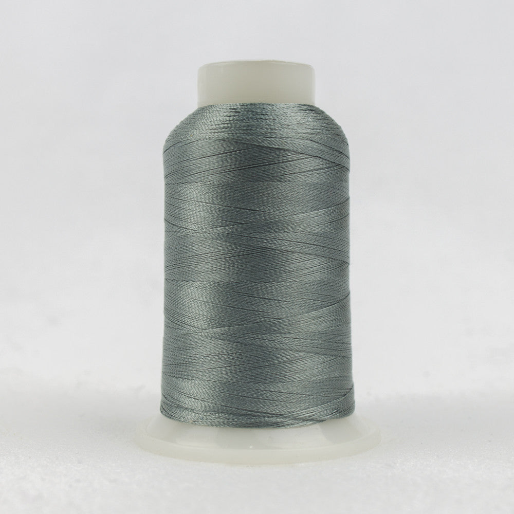 P5391 - 40wt Trilobal Polyester Silver Cloud Thread - wonderfil-online-uk