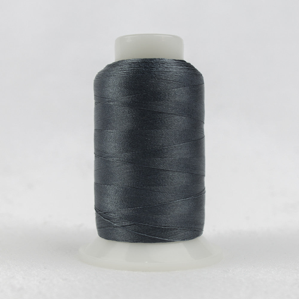 P5393 - 40wt Trilobal Polyester Silver Haze Thread - wonderfil-online-uk