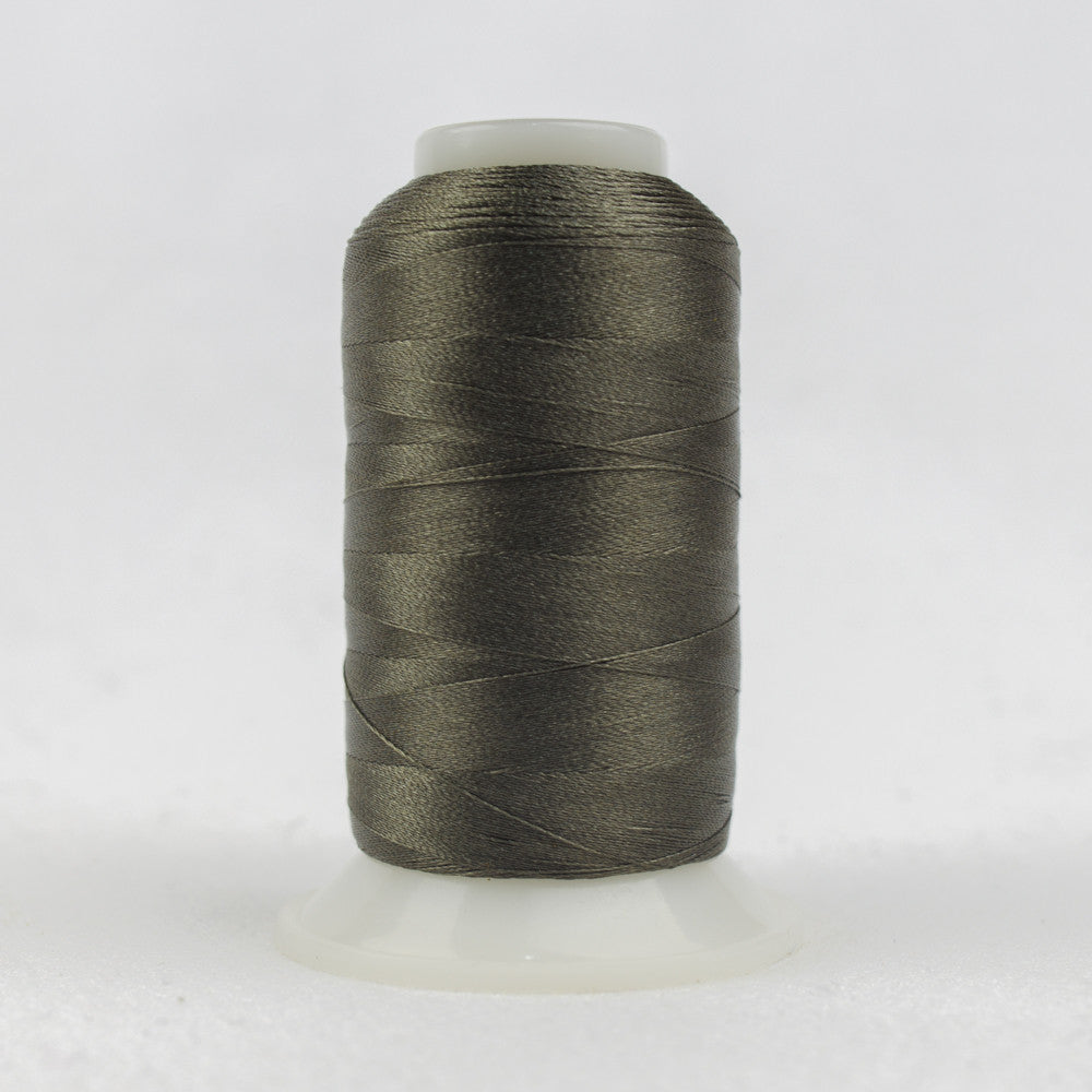 P5452 - 40wt Trilobal Polyester Frosted Silver Thread - wonderfil-online-uk