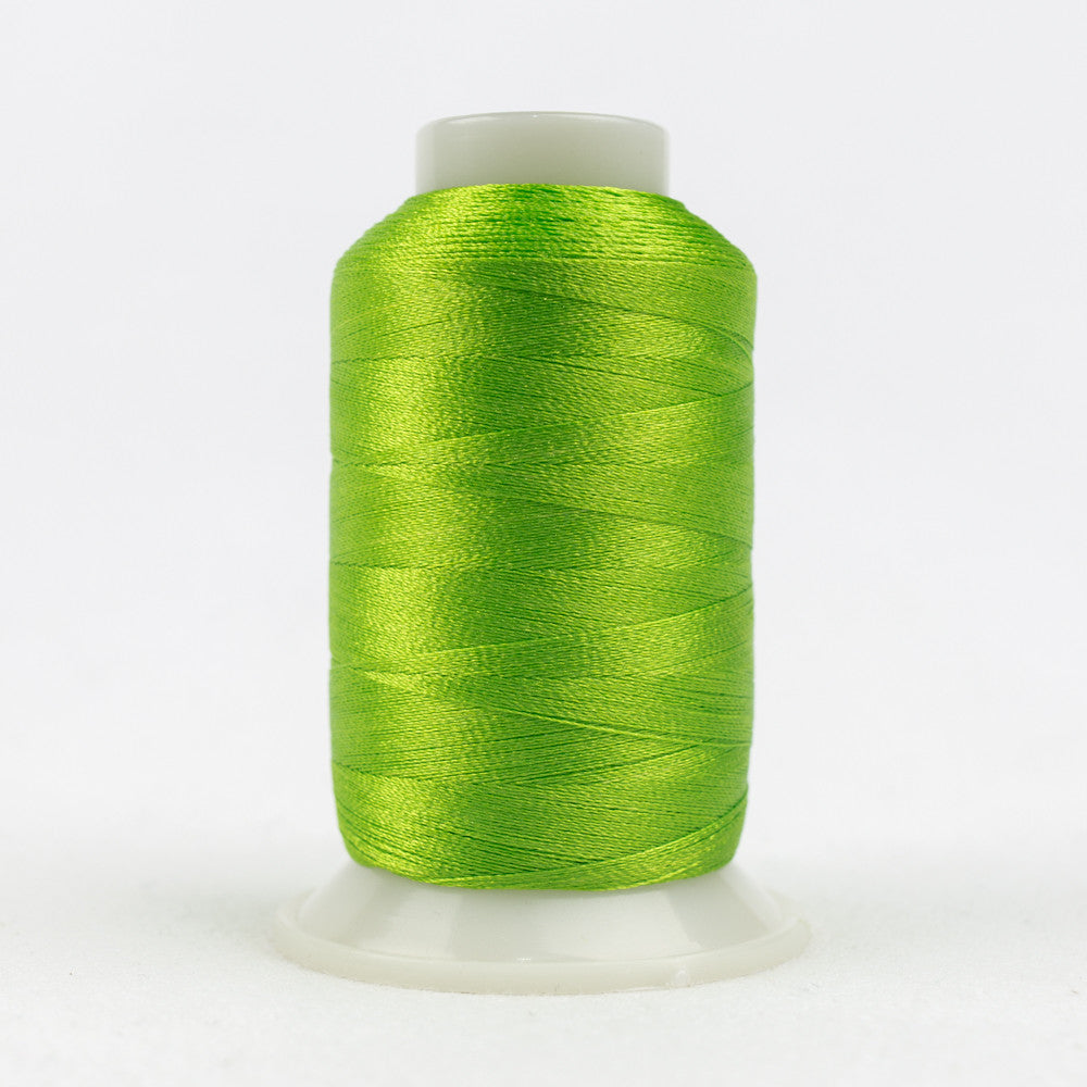 P6483 - 40wt Trilobal Polyester California Lime Thread - wonderfil-online-uk