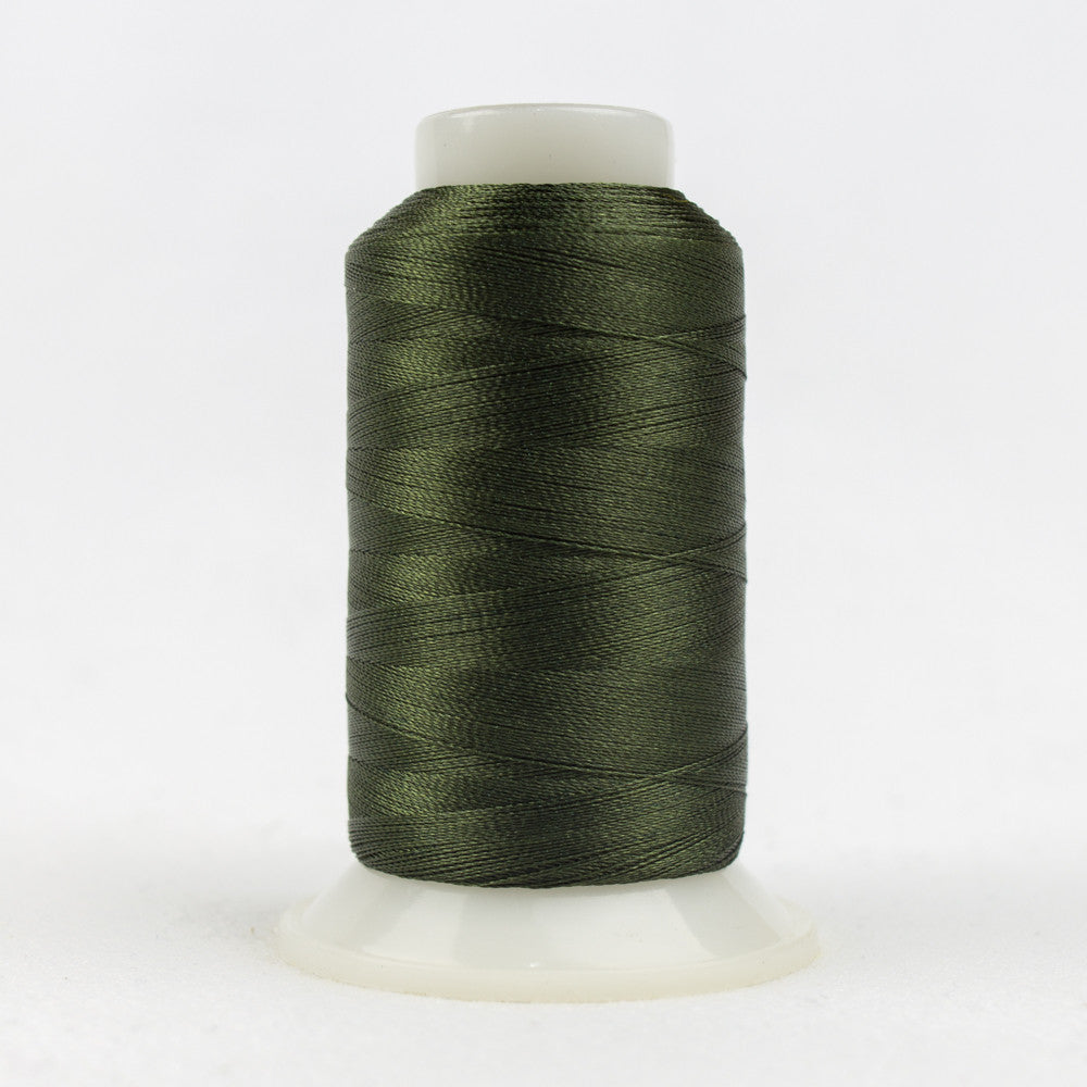 P6496 - 40wt Trilobal Polyester Leaf Thread - wonderfil-online-uk