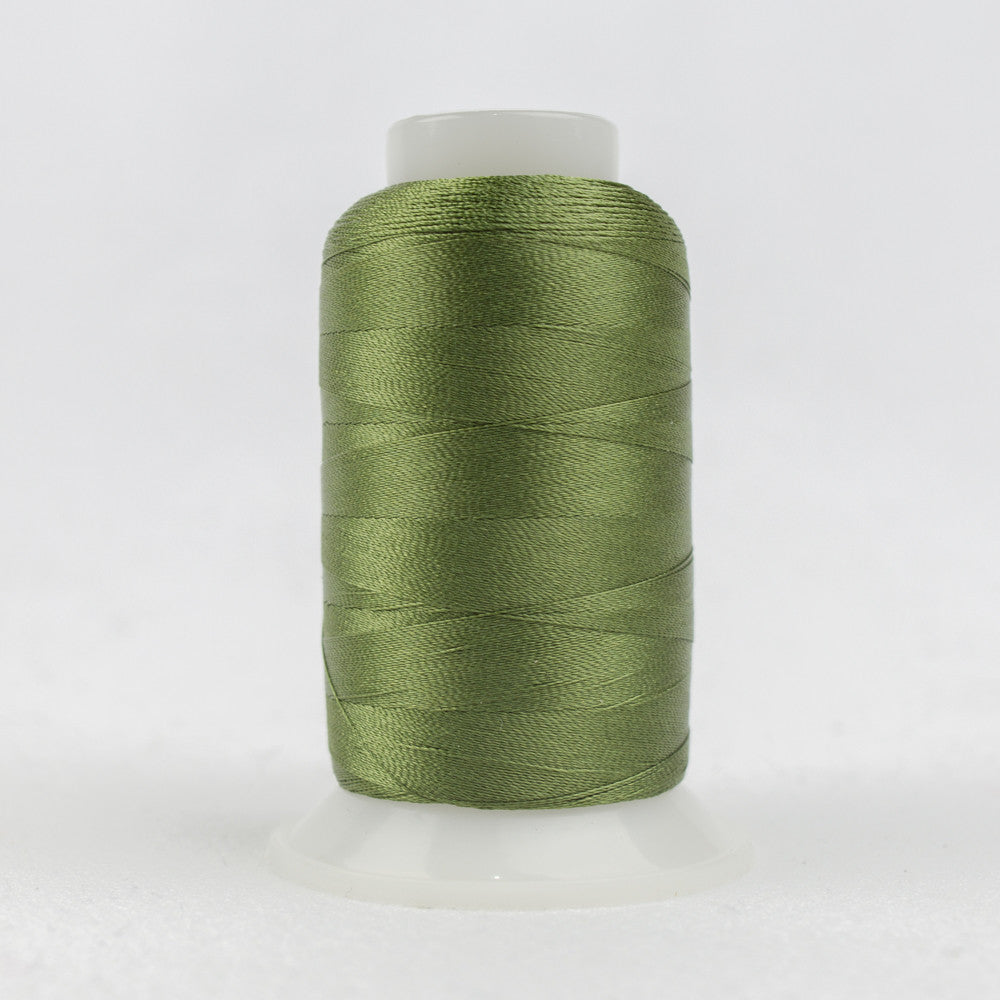 P6591 - 40wt Trilobal Polyester Medium Palmetto Thread - wonderfil-online-uk