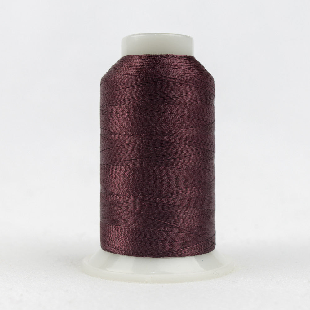 P9729 - Trilobal Polyester Silky Pink Mauve Wine Thread - wonderfil-online-uk