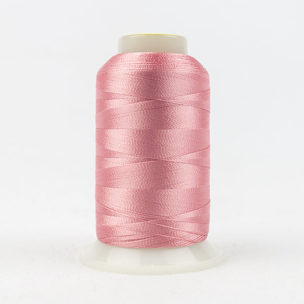 R1103 - 40wt Rayon Flamingo Pink Thread - wonderfil-online-uk