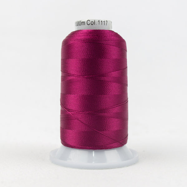 R1117 - 40wt Rayon Cerise Thread - wonderfil-online-uk