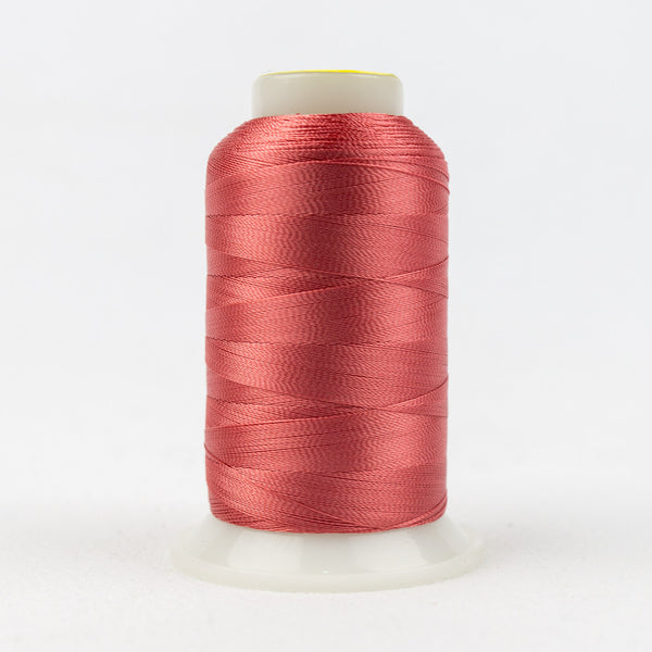 R1128 - 40wt Rayon Deep Sea Coral Thread - wonderfil-online-uk