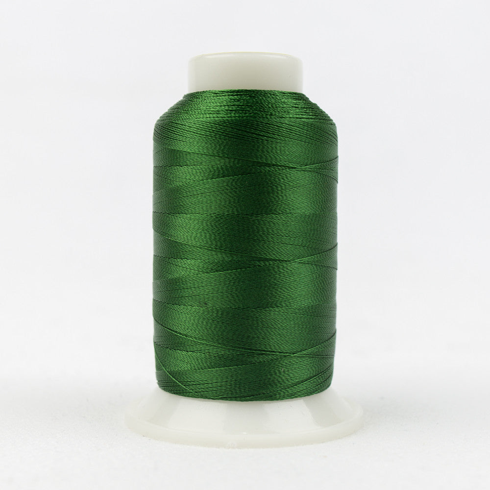 R4156 - 40wt Rayon Medium Green Thread - wonderfil-online-uk