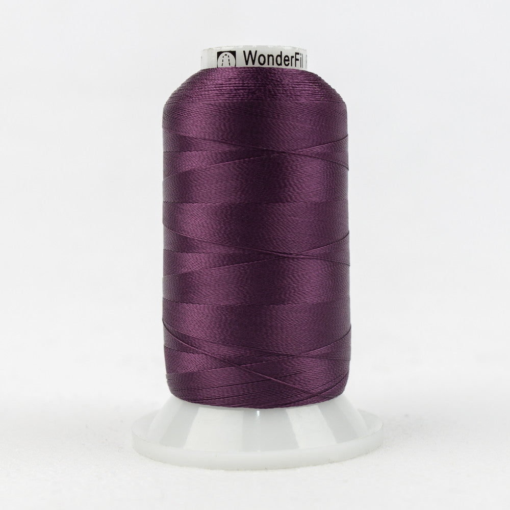 R5117 - 40wt Rayon Purple Potion Thread - wonderfil-online-uk