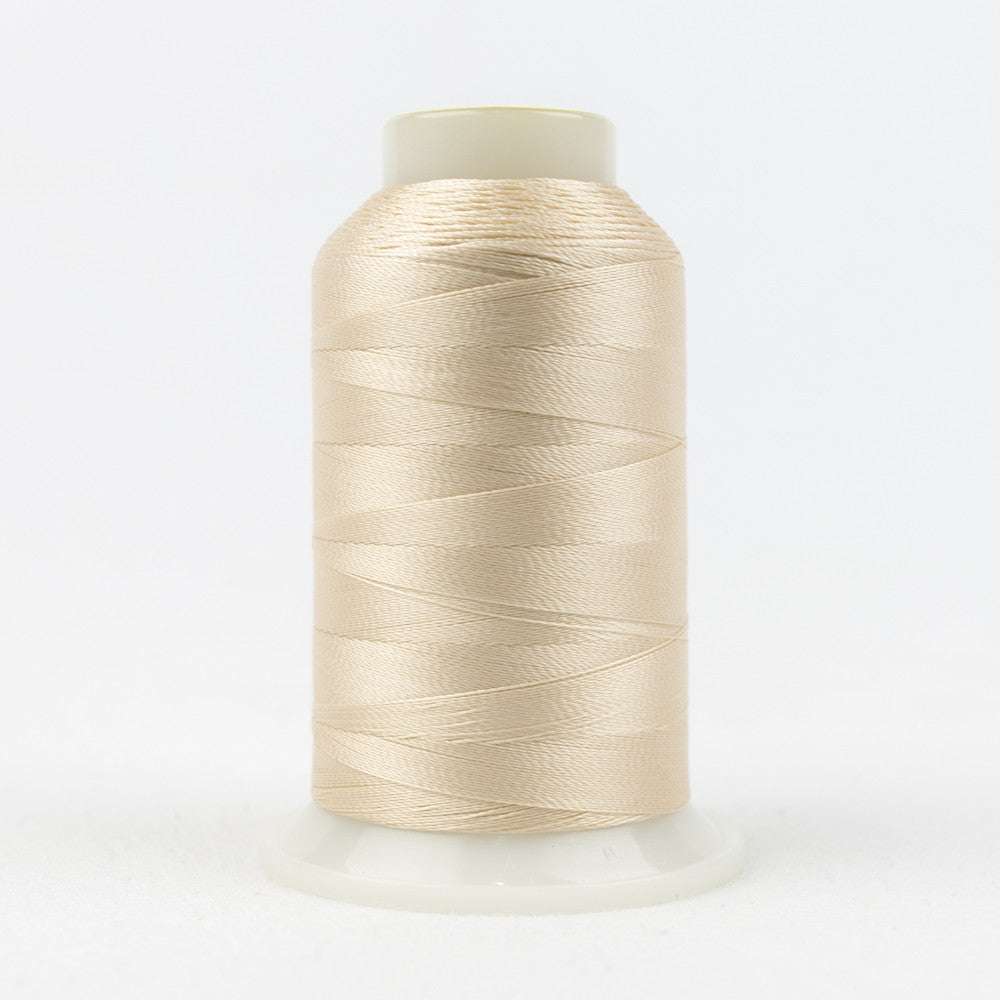 R6123 - 40wt Rayon Vanilla Cream Thread - wonderfil-online-uk