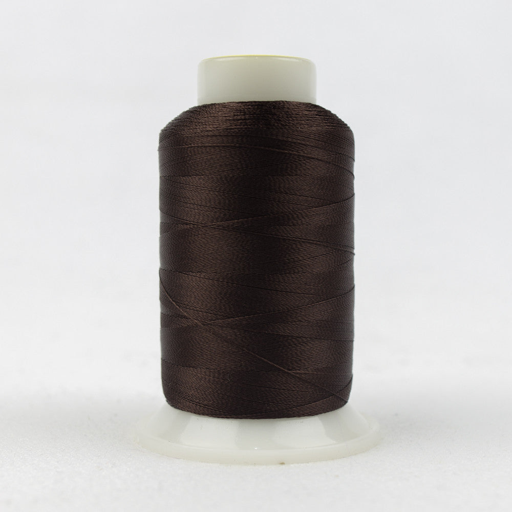 R7124 - 40wt Rayon Chestnut Thread - wonderfil-online-uk