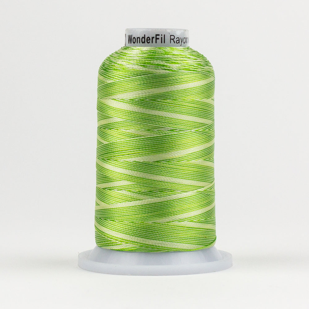 R8212 - 40wt Rayon Green Thread - wonderfil-online-uk