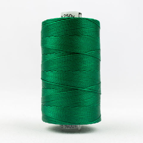 RZ100 - Razzle 6ply Rayon Evergreen Thread - wonderfil-online-uk
