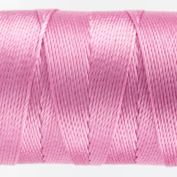 RZ1201 - Razzle 6ply Rayon Baby Pink Thread - wonderfil-online-uk